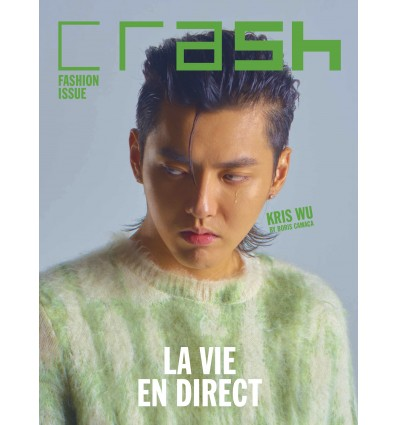 Crash 87 Poster : KRIS WU