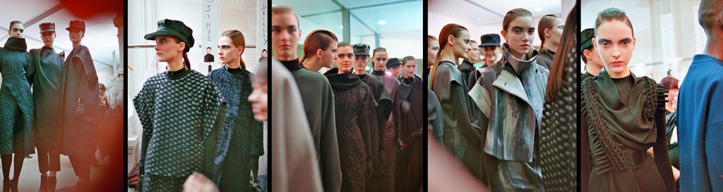 WOMEN BACKSTAGE AW13-14