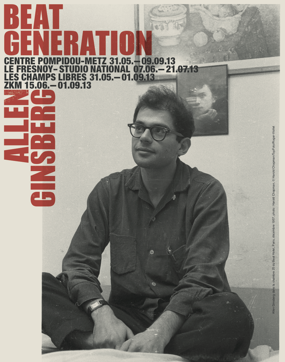 beat generation The beat generation in san francisco a blow-by-blow unearthing of the places  where the beat writers first came to full bloom: the flat where.