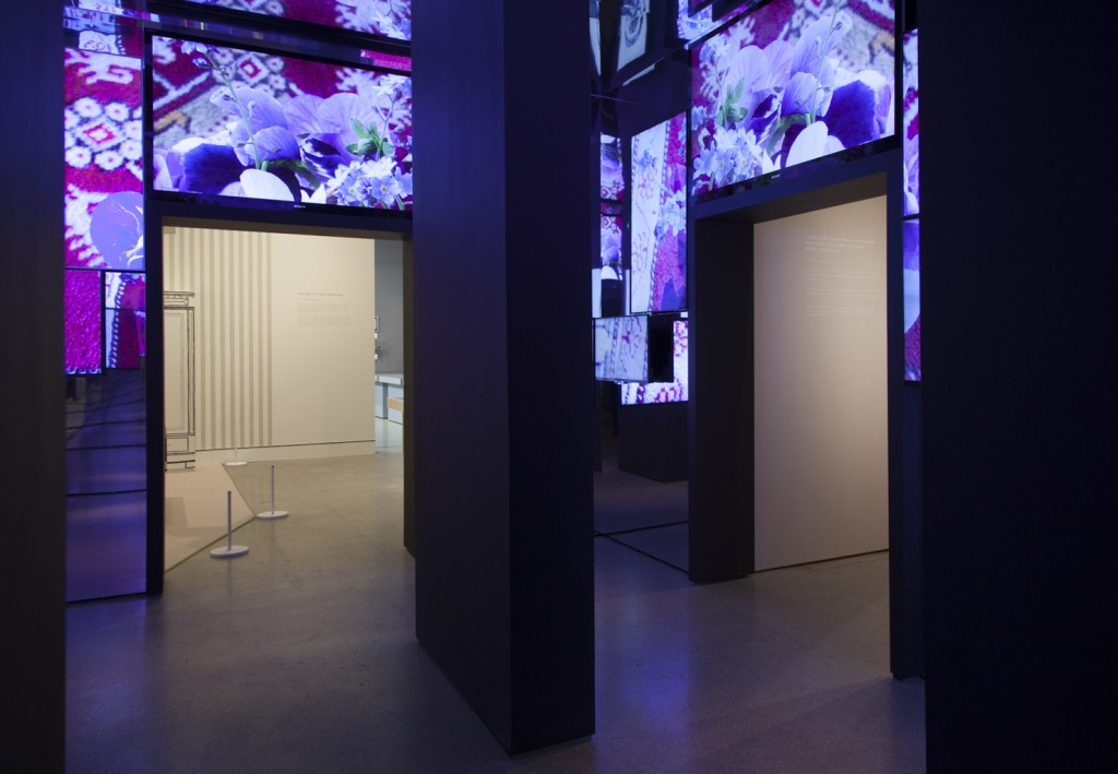 Paul Smith exhibition at the London Design Museum --