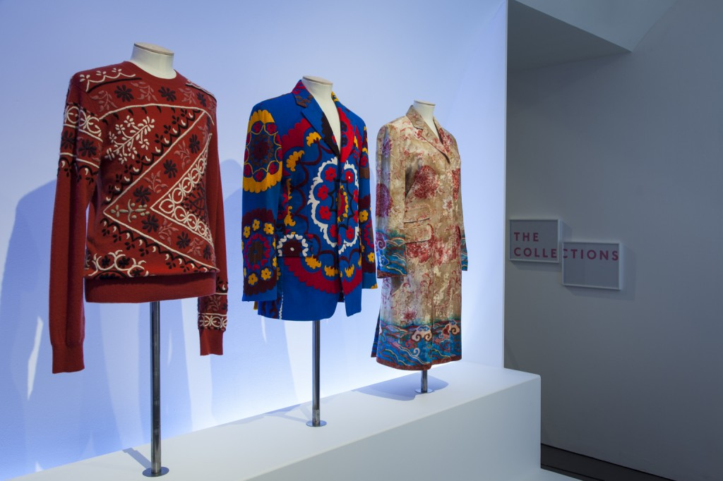 Paul Smith exhibition at the London Design Museum