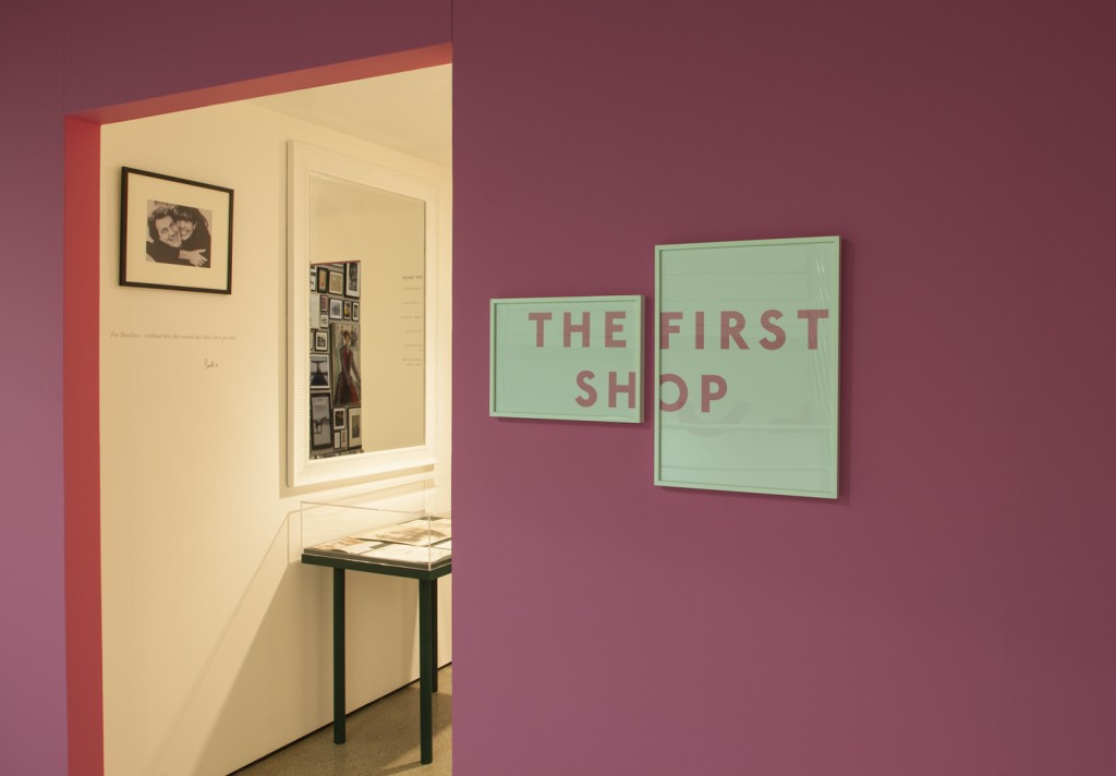 Paul Smith exhibition at the London Design Museum -9