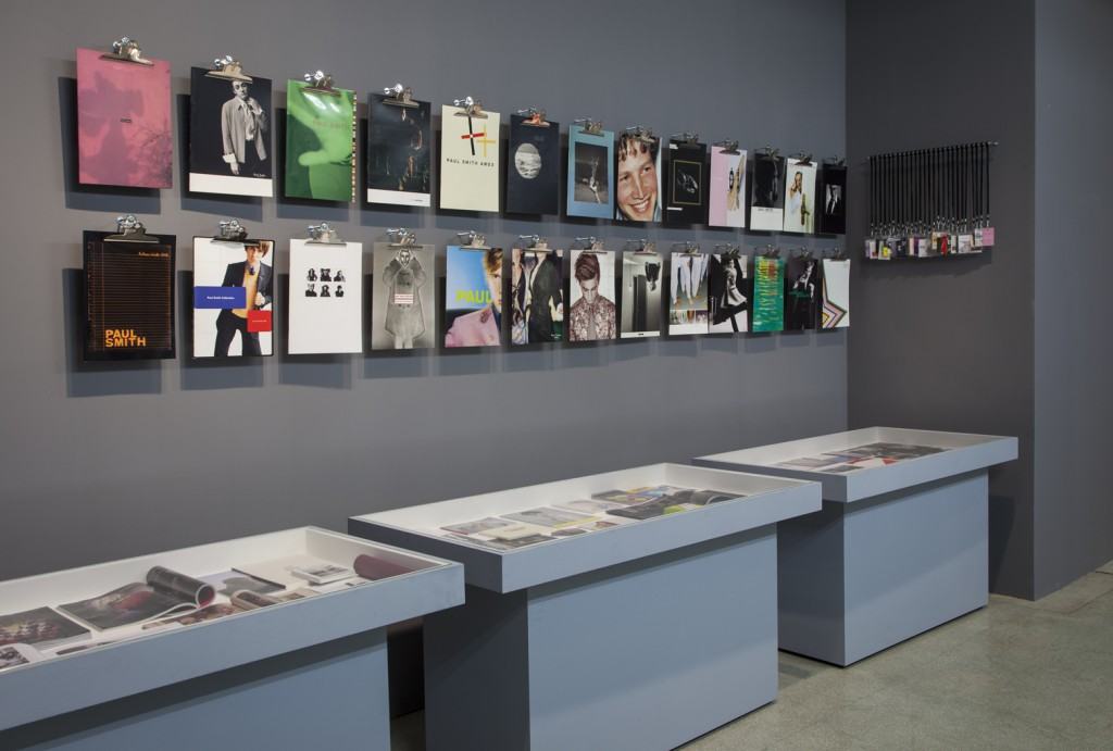 Paul Smith exhibition at the London Design Museum -W3