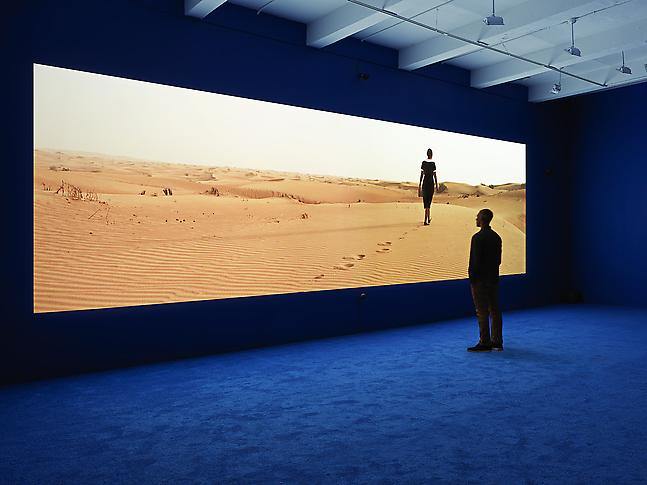 Isaac Julien at Metro Picture Gallery, NY--