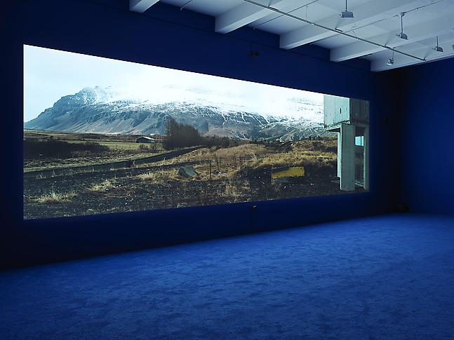 Isaac Julien at Metro Picture Gallery, NY
