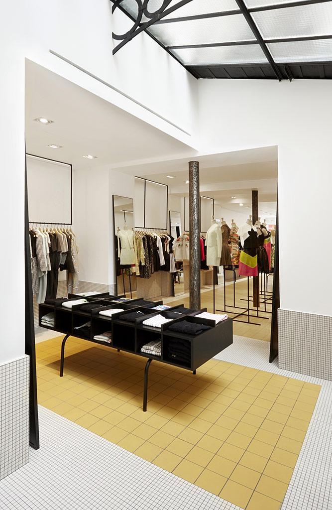 Carven Store Opening In Le Marais Crash Magazine