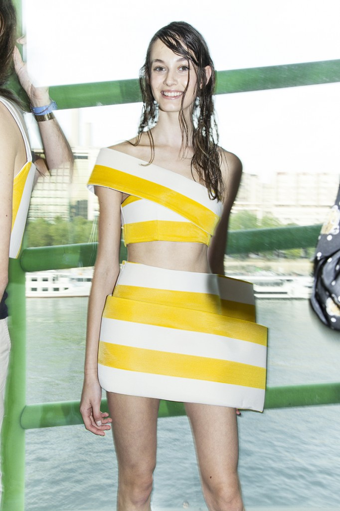JACQUEMUS SPRING SUMMER 2015 PARIS FASHION WEEK CRASH MAGAZINE