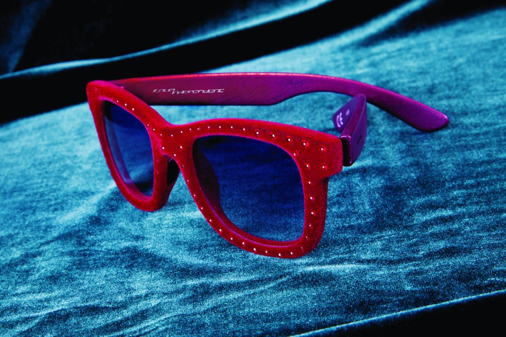swarovski x italia independent sunglasses for winter 2014