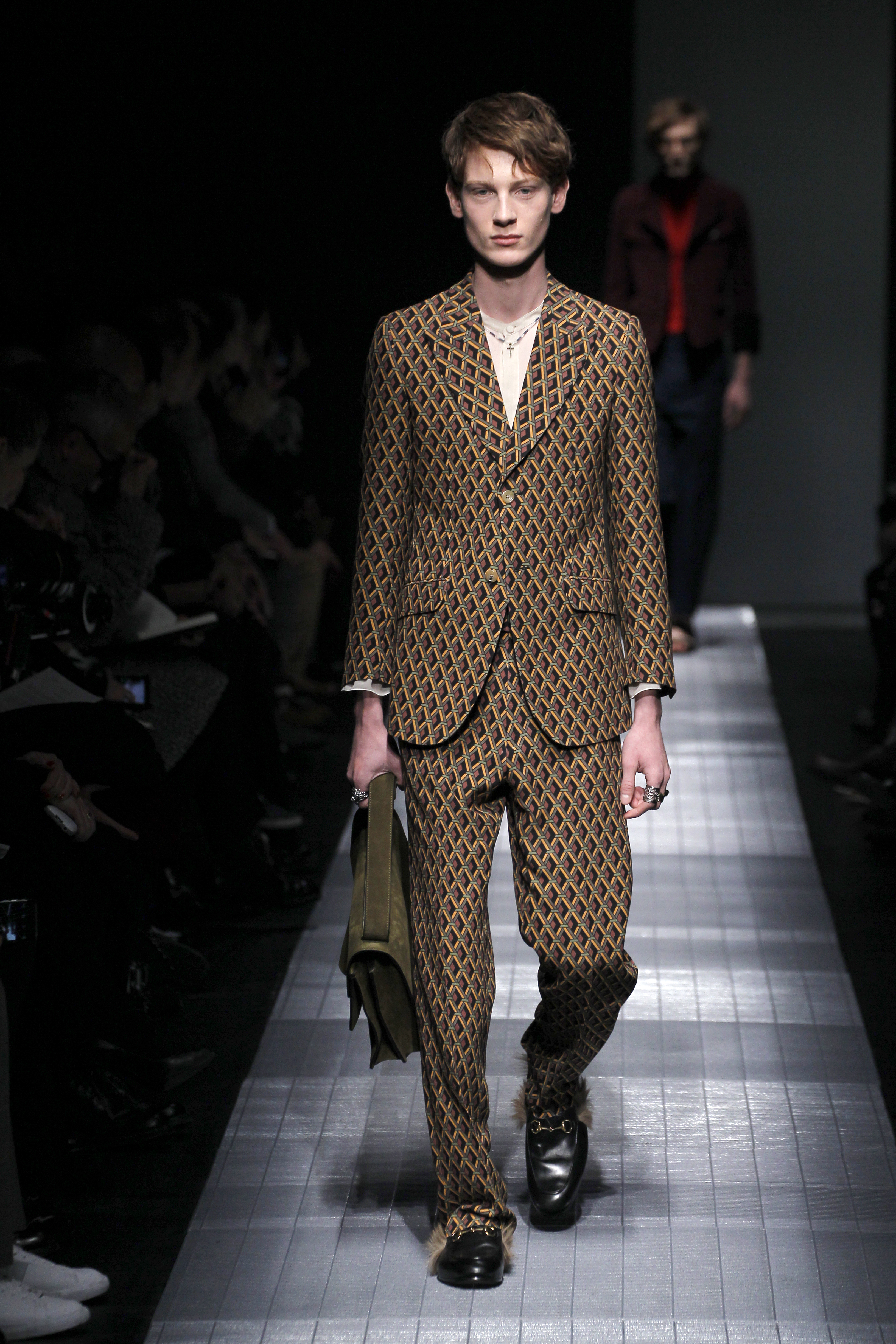 LOUIS VUITTON Official USA Website - Louis Vuitton presents a new Fall-Winter collection for Men created by former Artistic Diretor Kim Jones. All-terrain, cross countries, a global perspective.