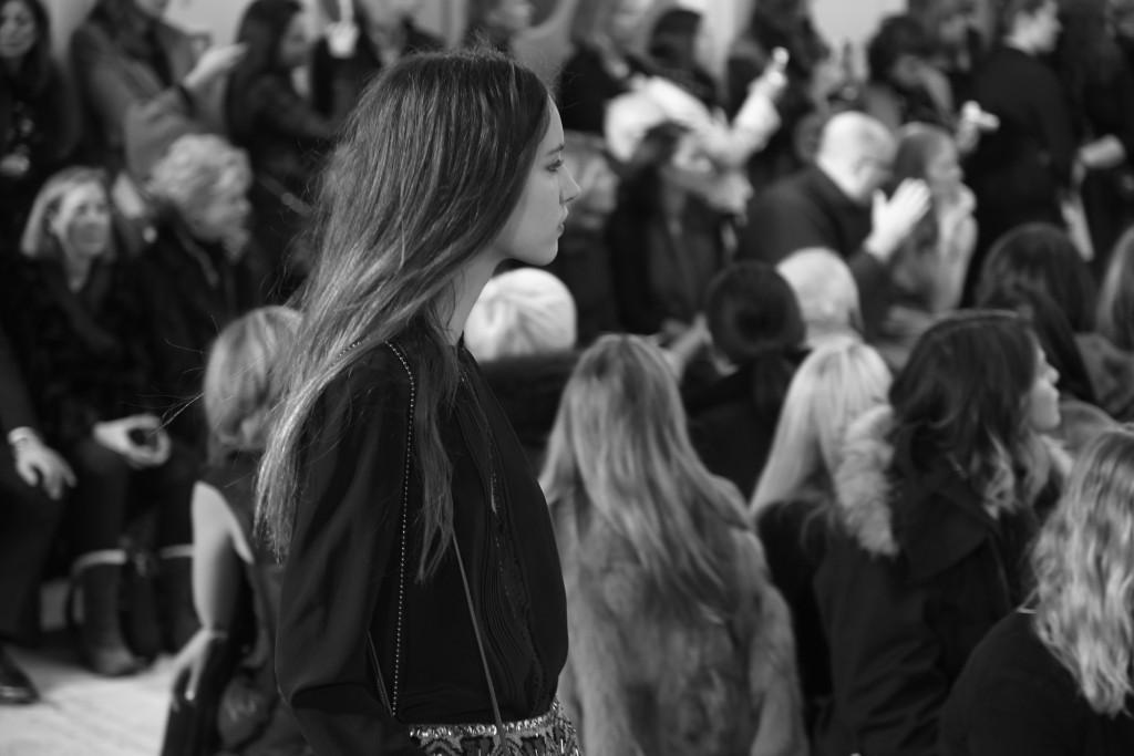MODEL MODELS MODELLING RUNWAY CATWALK PODIUM FALL WINTER 2015 NEW YORK FASHION WEEK CRASH MAGAZINE PARIS BACKSTAGE TYLER NEVITT