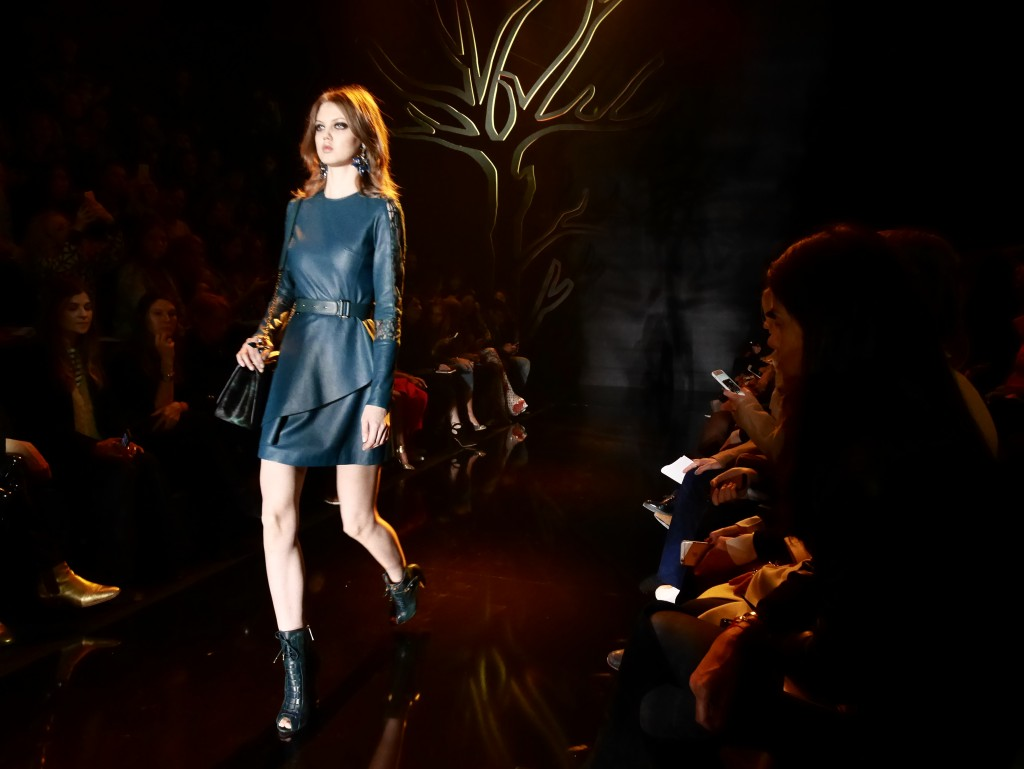 ELIE SAAB FW 2015 PARIS FASHION WEEK EXCLUSIVE RUNWAY COVERAGE FRANK PERRIN