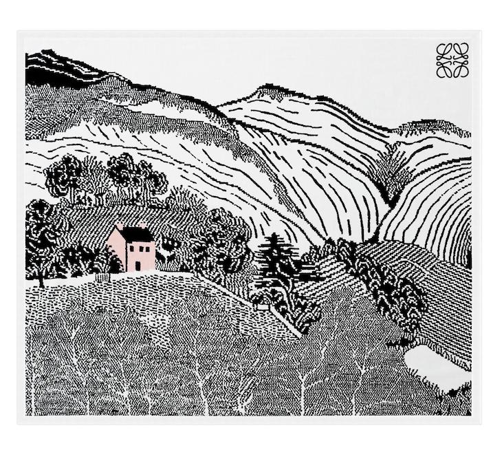 John Allen Pink House - Loewe