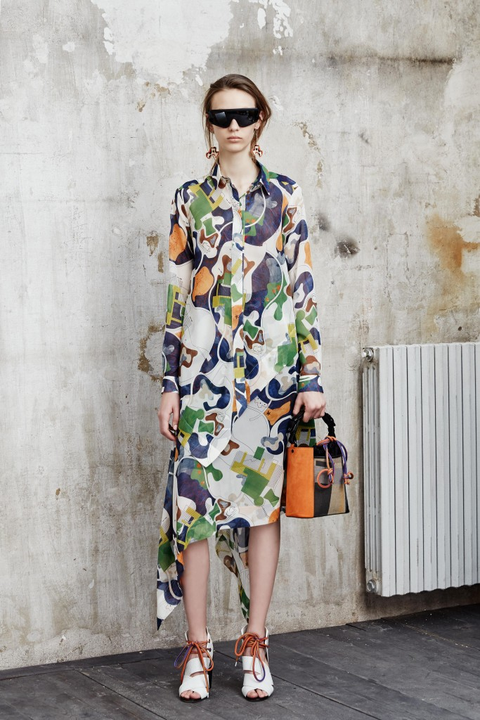 MSGM RESORT 2016 CRASH MAGAZINE PARIS