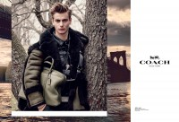 Coach new campaign Fall 2015, crash magazine, fashion, Armellle Leturcq,