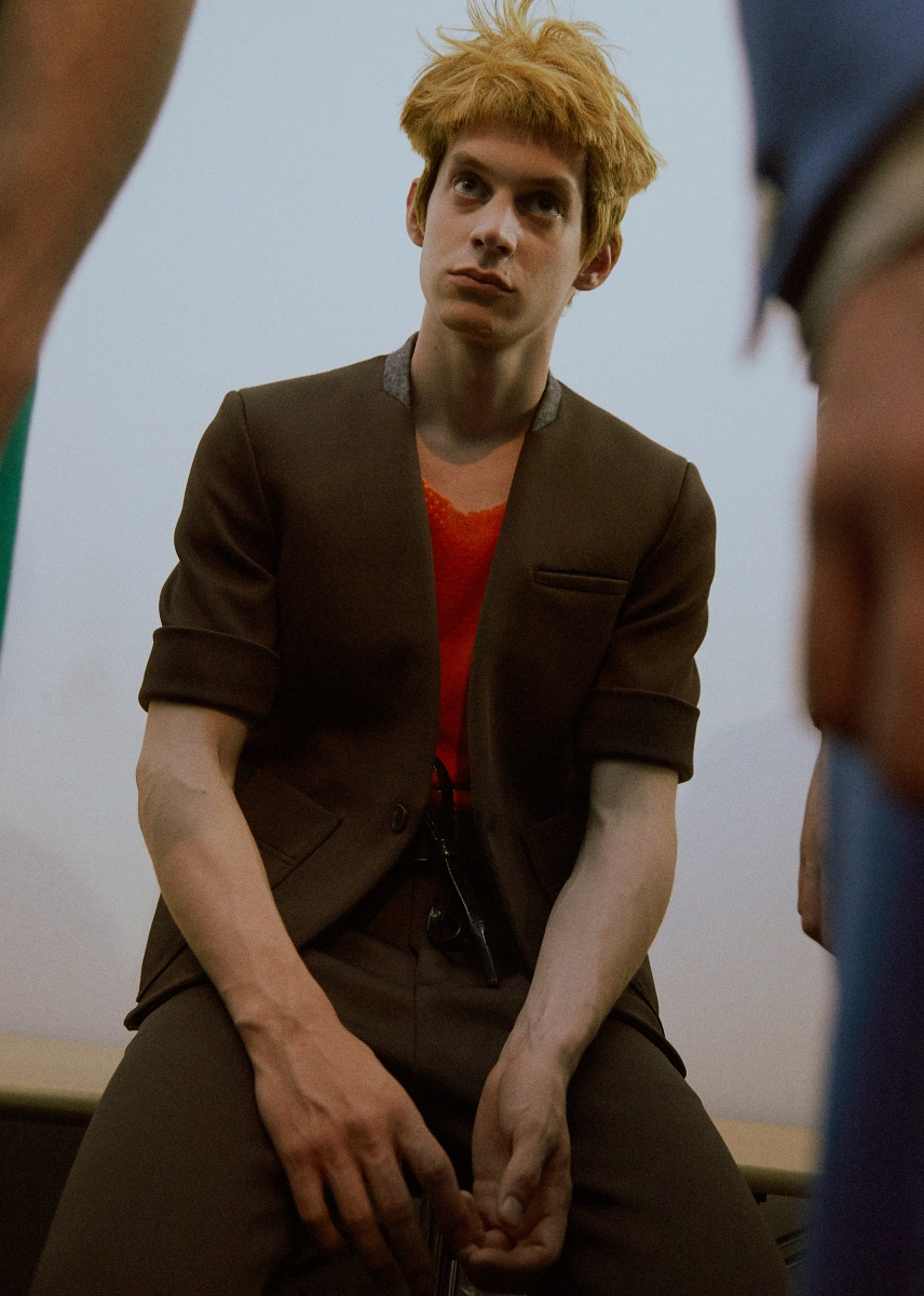b6722a1cdb18 ... Acne Studios Men SS16   Crash Magazine Paris exclusive Paris Fashion  Week coverage ...