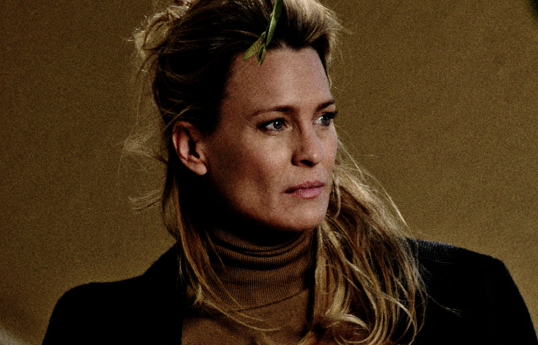 Robin Wright interview on women - Crash magazine
