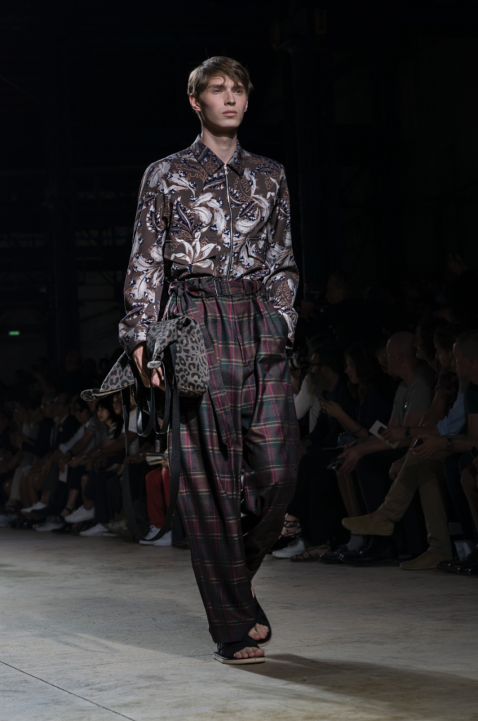 DRIES VAN NOTEN SS16 CRASH MAGAZINE SPRING SUMMER 2016 DAN SPIGELMAN PFW PARIS FASHION WEEK