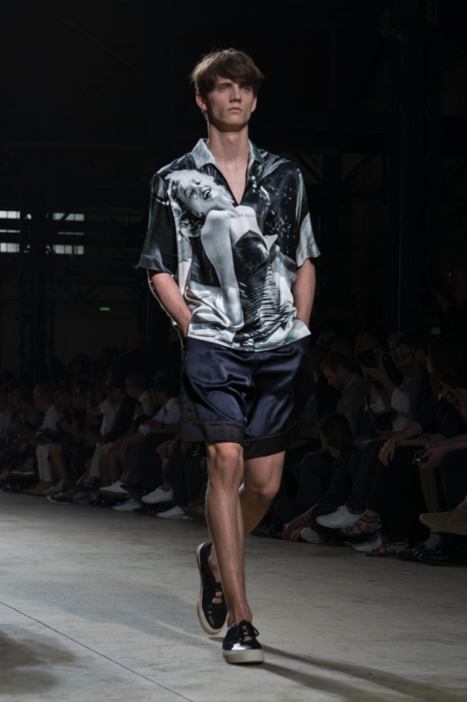 DRIESVAN NOTEN SS16 CRASH MAGAZINE SPRING SUMMER 2016 DAN SPIGELMAN PFW PARIS FASHION WEEK