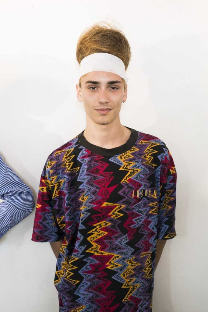 JULIEN DAVID CRASH MAGAZINE DAN SPIGELMAN SS16 PFW PARIS FASHION WEEK