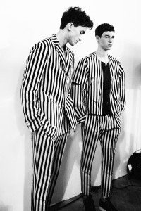 3.1 Phillip Lim Men Spring-Summer 2016 backstage by Elise Toïdé Paris Fashion Week / Crash Magazine