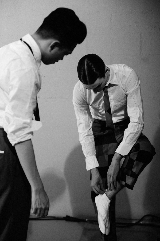 Thom Browne SS16 by Elise Toïdé_Crash Magazine
