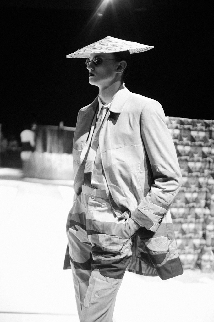 Thom Browne Men SS16 by Elise Toïdé_Crash Magazine