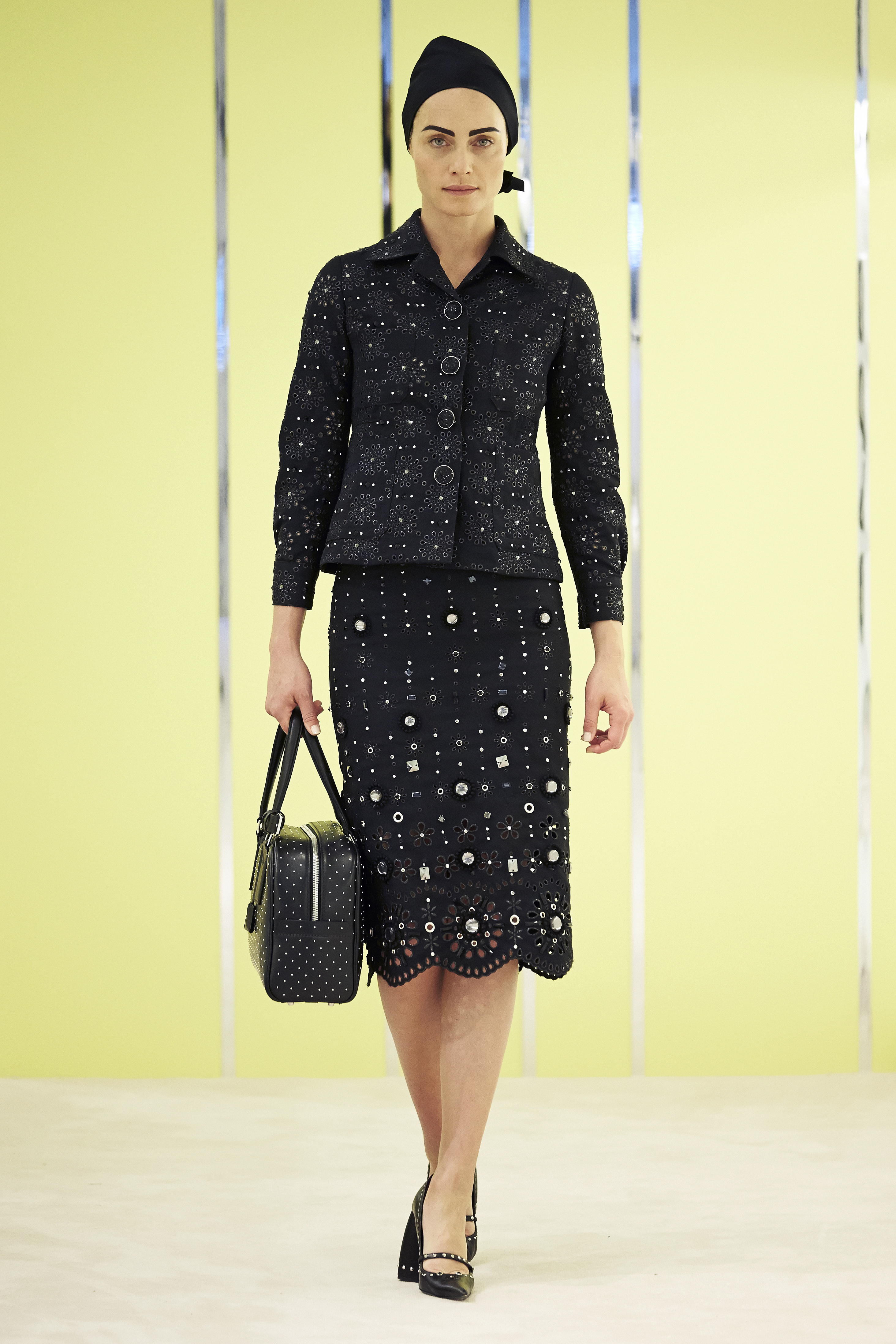 MARC JACOBS RESORT 2016 COLLECTION NEW YORK