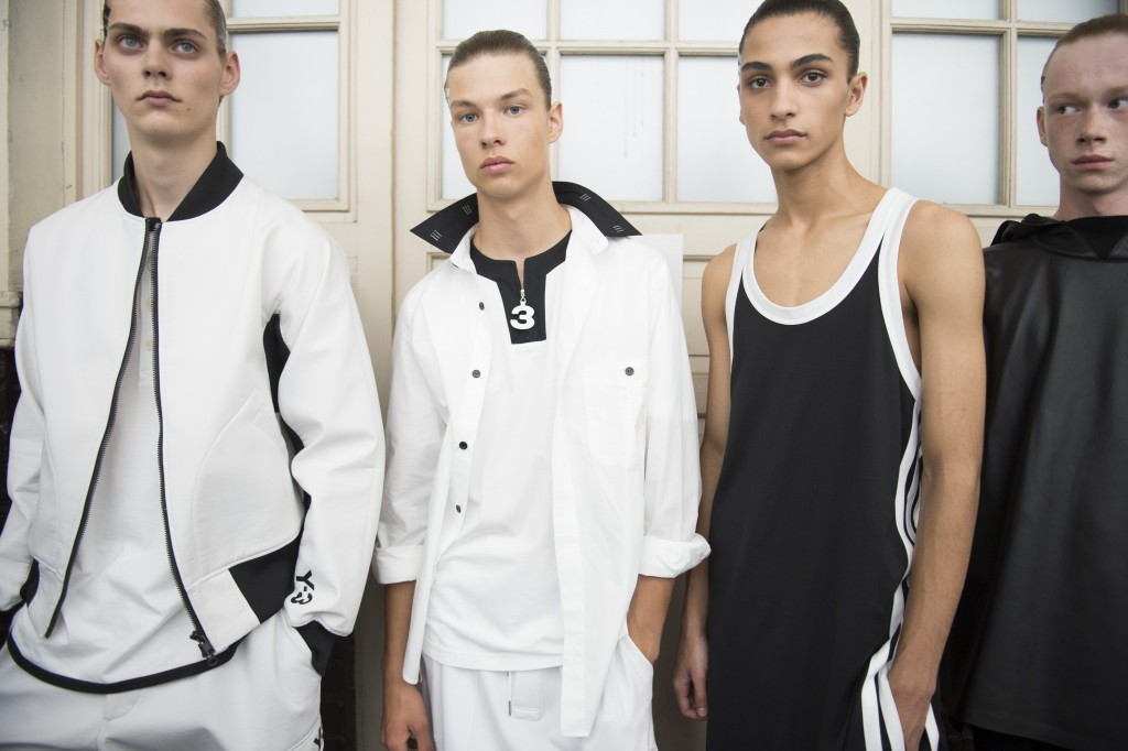 Y3 SS16 Backstage_Crash Magazine
