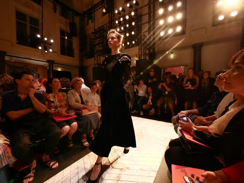 Schiaparellihaute couture Fw15 by Frank Perrin Crash Magazine