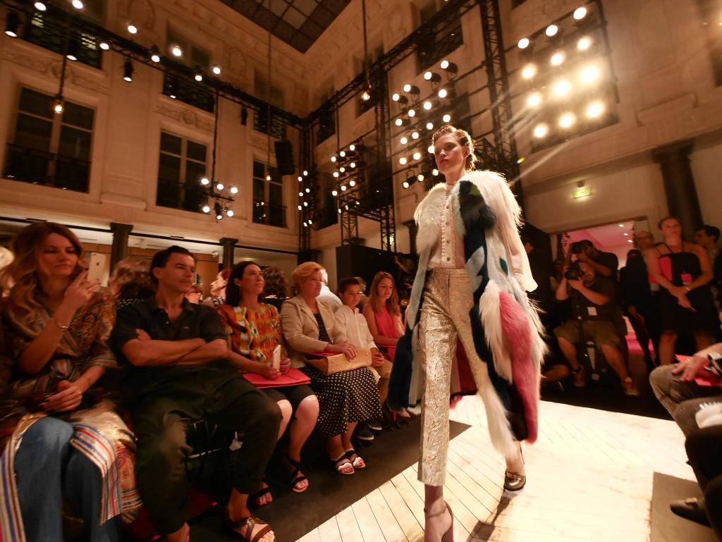 Schiaparelli haute couture Fw15 by Frank Perrin Crash Magazine