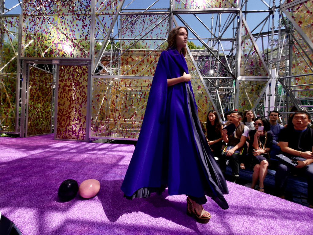Dior Haute Couture FW15 by Frank Perrin