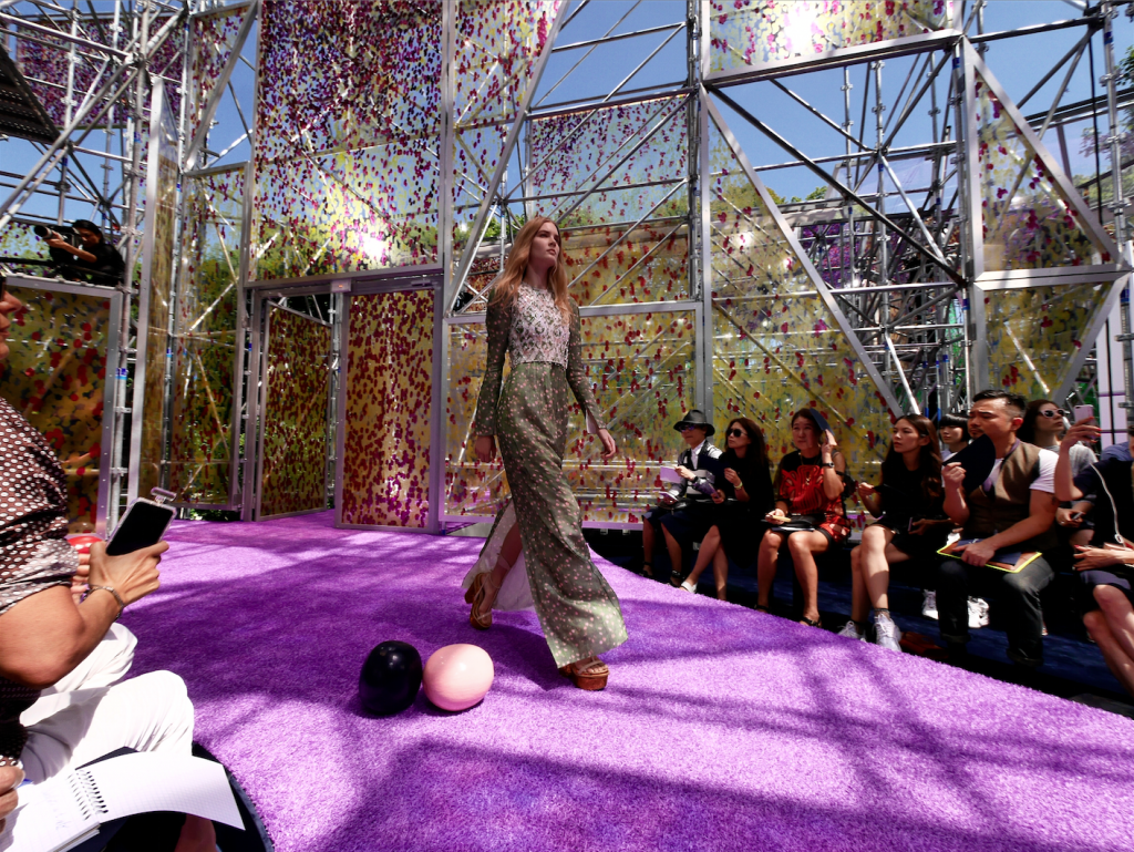 Dior HauteCouture FW15 by Frank Perrin