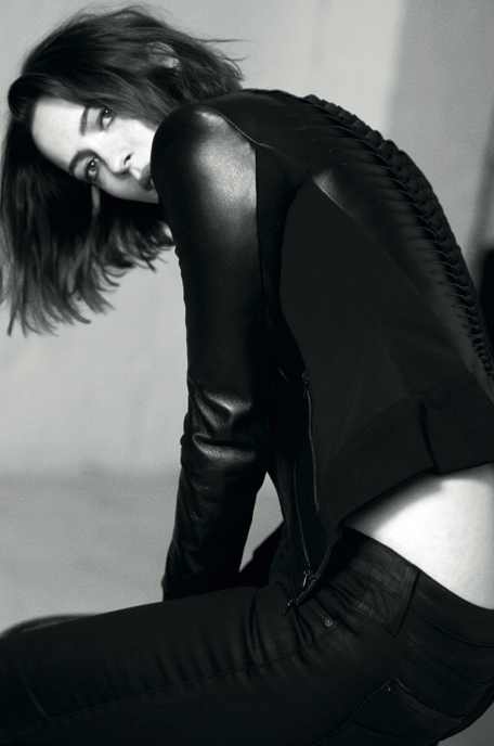 Rebecca Hall interview on acting - Crash magazine