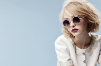 Lily-Rose Depp is the brand new face of Chanel eyewear Pearl