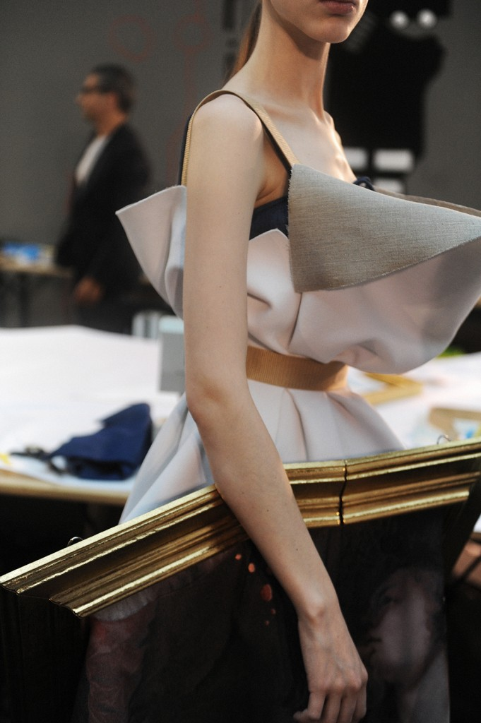 Viktor& Rolf Haute Couture FW15 backstage by Elise Toïdé_Crash Magazine