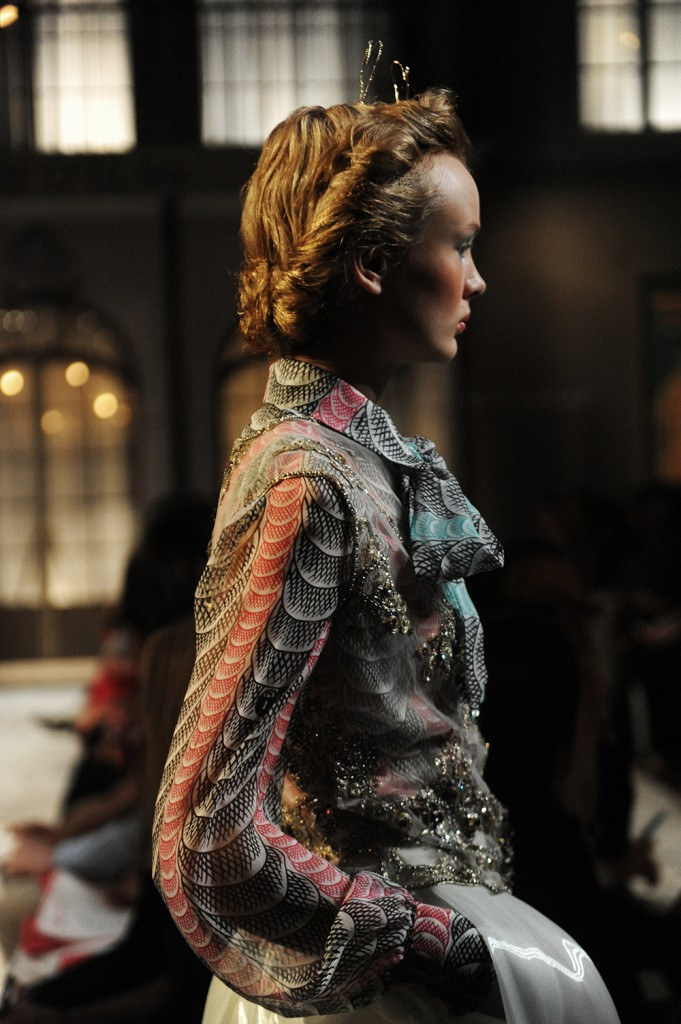 SCH Haute Couture FW15 runway by Elise Toïdé_Crash Magazine
