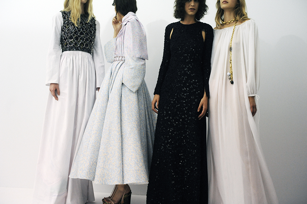 Dior Haute Couture FW15 backstage by Elise Toïdé_Crash Magazine