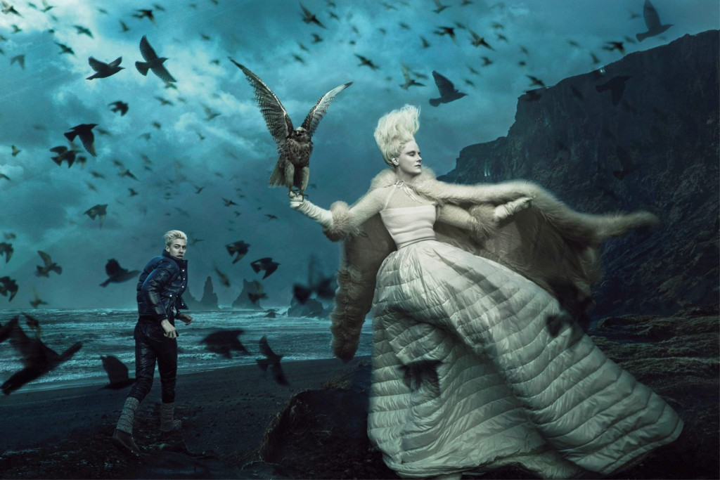 Moncler FW15Campaign by Annie Leibovitz_Crash Magazine_Lucky Blue Smith