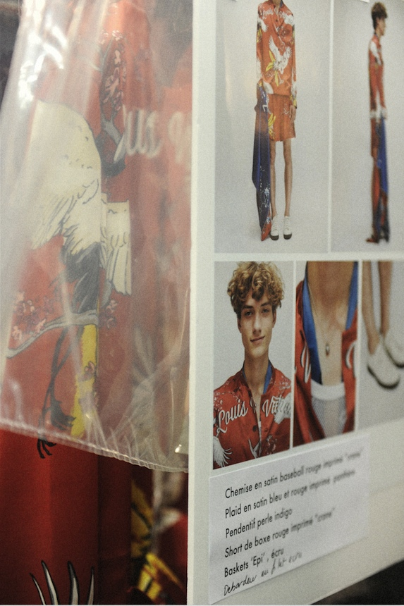 Louis VuittonMen's SS16 by Elise Toïdé_Crash Magazine
