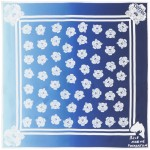 KENZO EXCLUSIVE CARRÉ SCARF FOR THE BLUE MARINE FOUNDATION