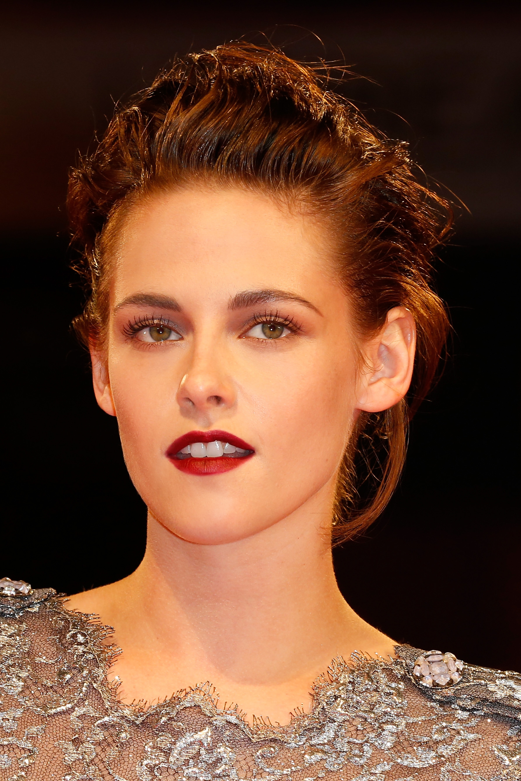 KRISTEN STEWART FOR CHANEL AT VENICE FILM FESTIVAL - CRASH ... Kristen Stewart
