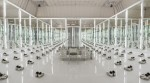 THE THOM BROWNE EXHIBITION AT LE BON MARCHE