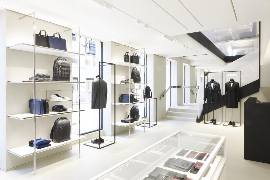 Dior Homme Paris store opening Crash Magazine