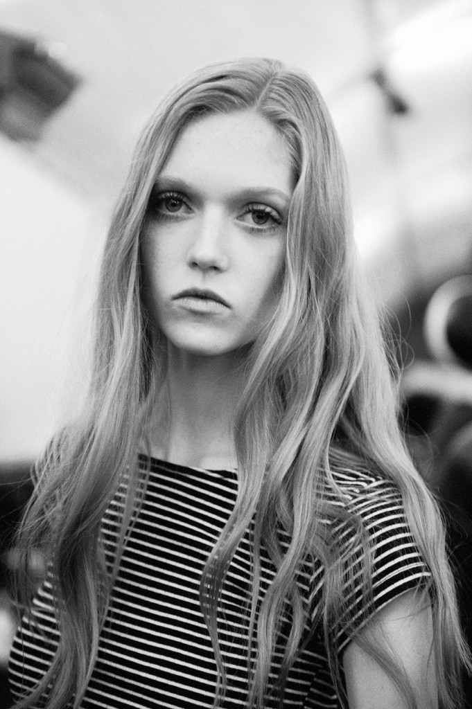 Backstage beauty at Elie SaabSS16 by Elise Toïdé Paris Fashion Week Crash Magazine