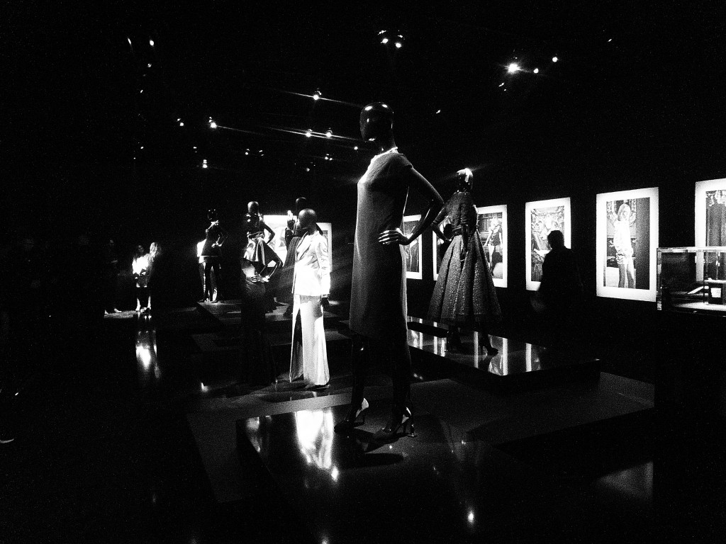 Mademoiselle Privé exhibition opening by Frank Perrin