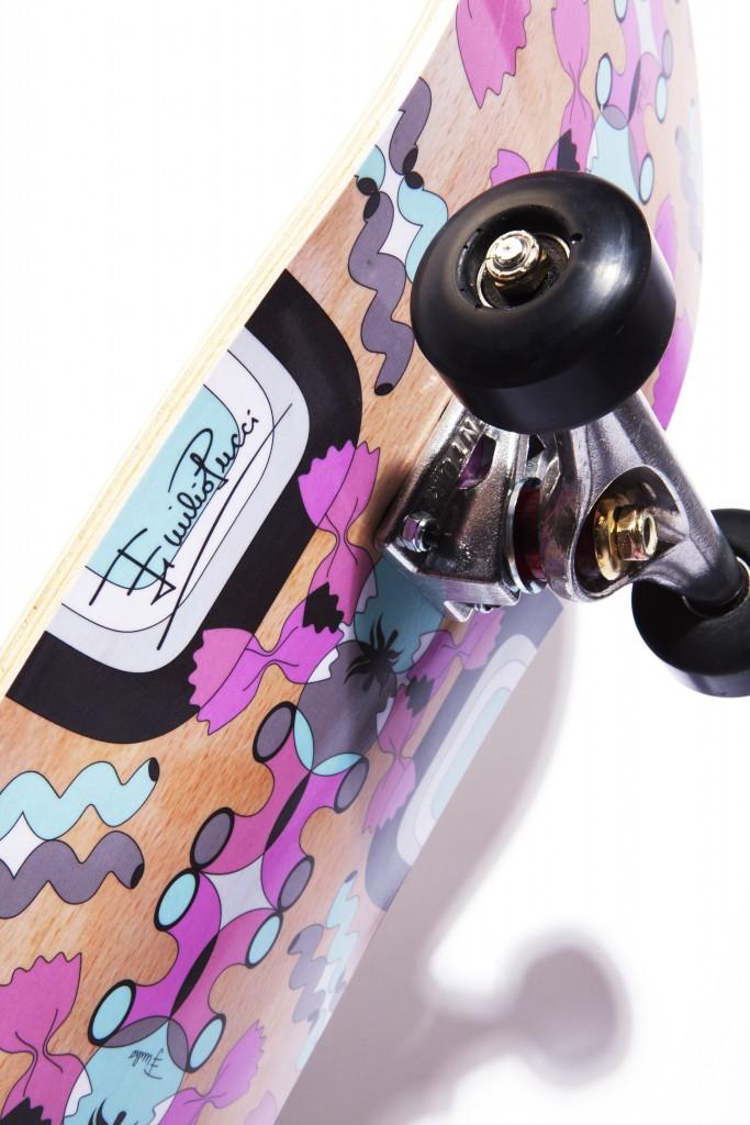Pucci skateboard