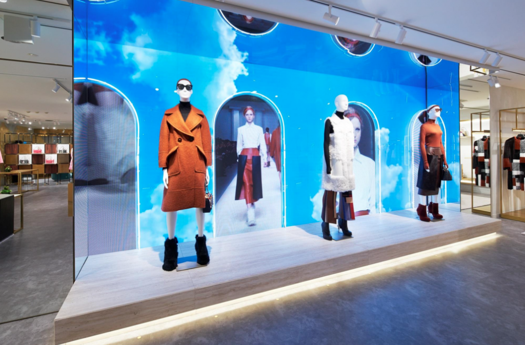 Fendi Ginza pop up store Japan Crash Magazine