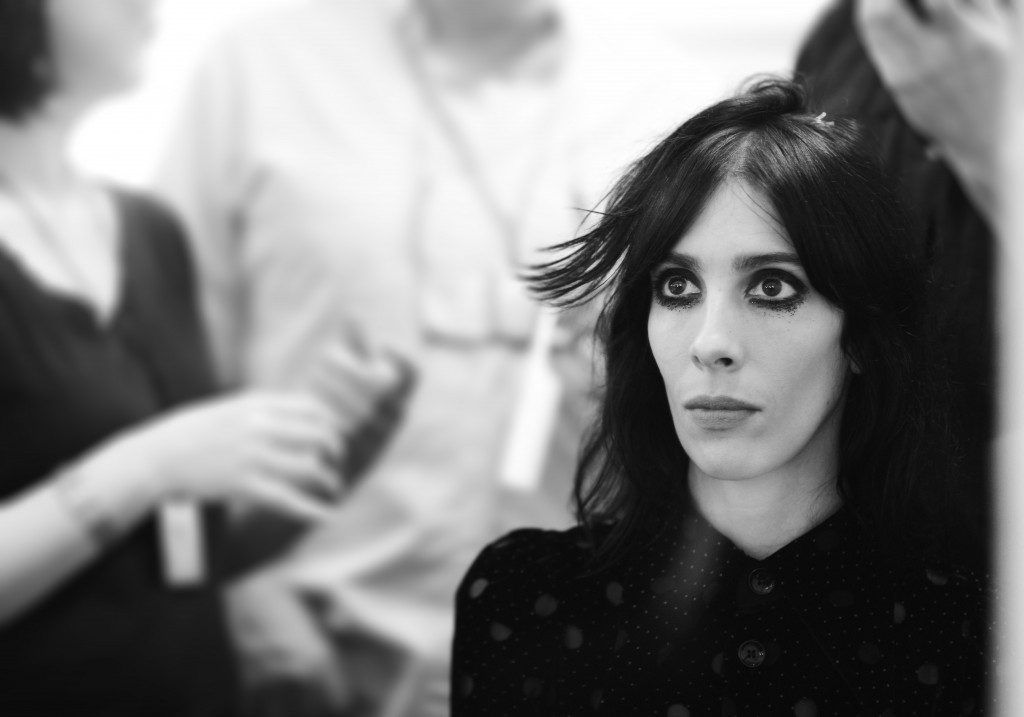 Chanel Paris in Rome backstage beauty_Jamie Bochert_Frank Perrin Crash Magazine
