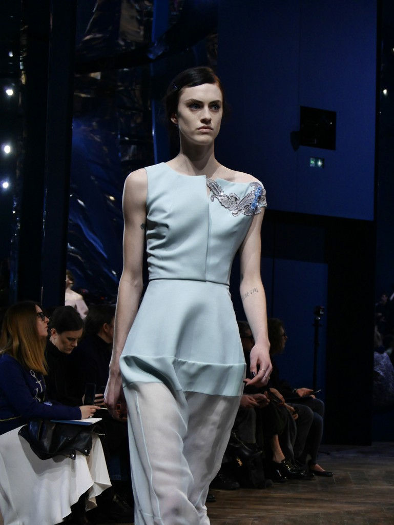 Christian Dior Haute Couture SS16 by Frank Perrin