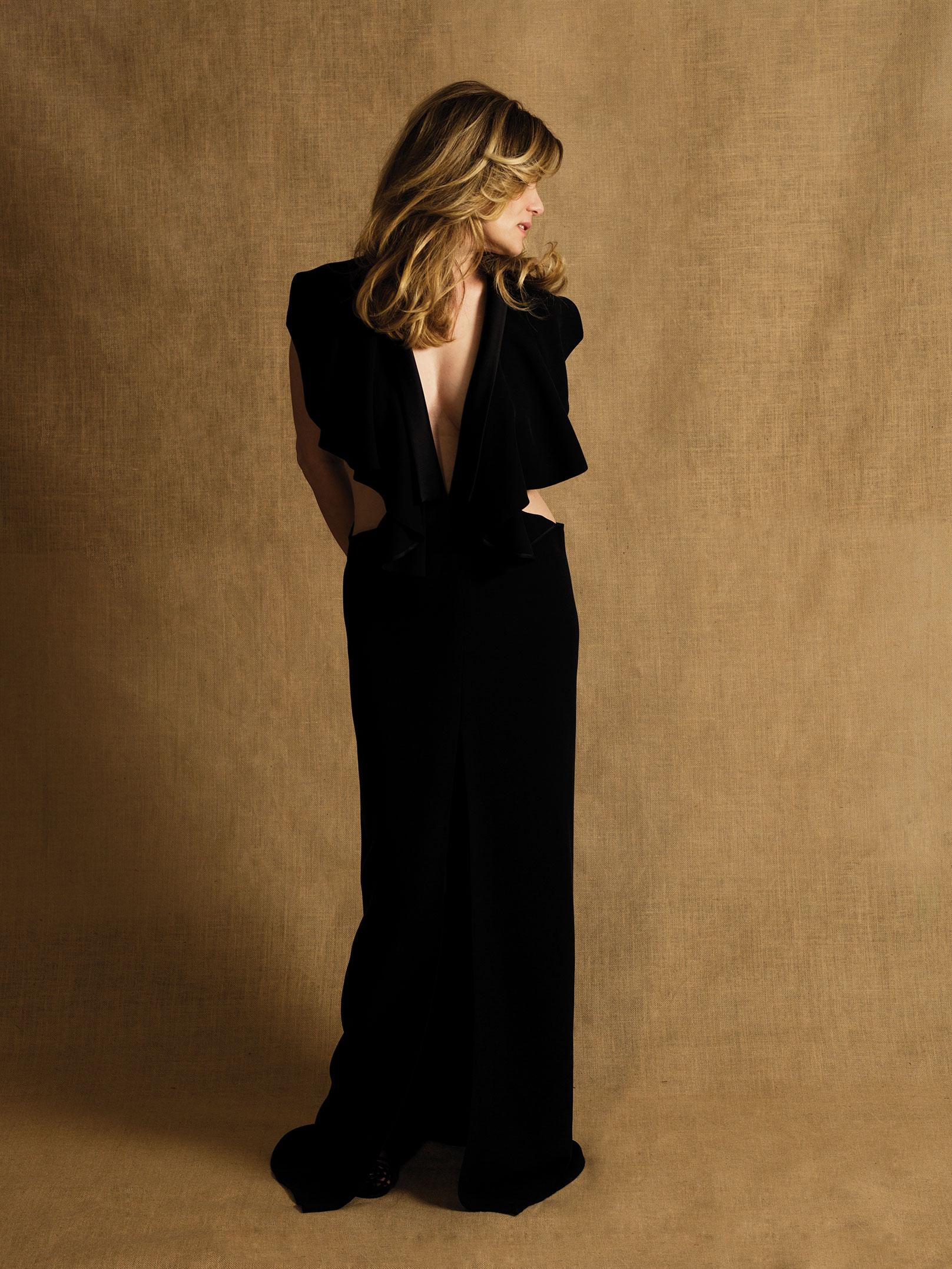 Emmanuelle Seigner On Acting Crash Magazine